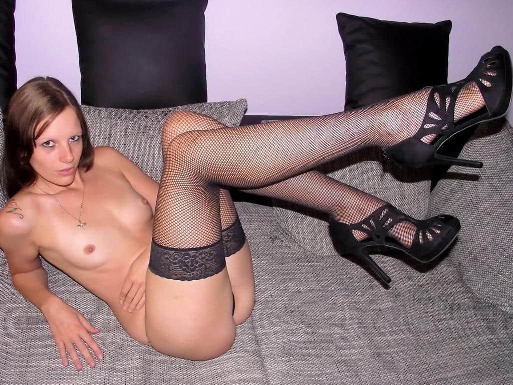 verdorbene Bitch Sexy-Steffie